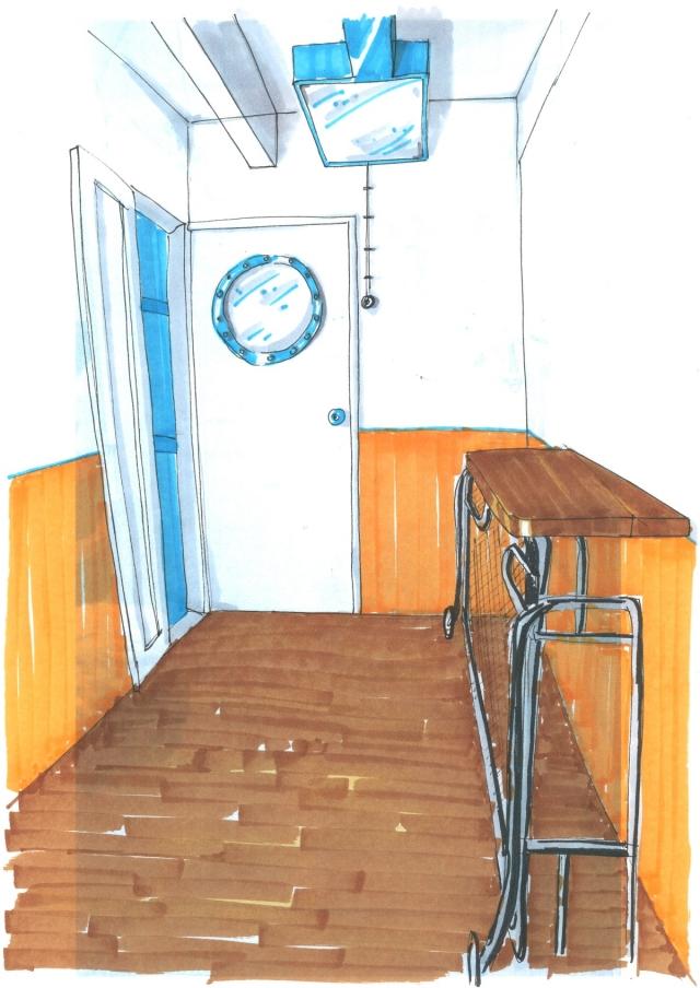 BORA cabin sketch 1