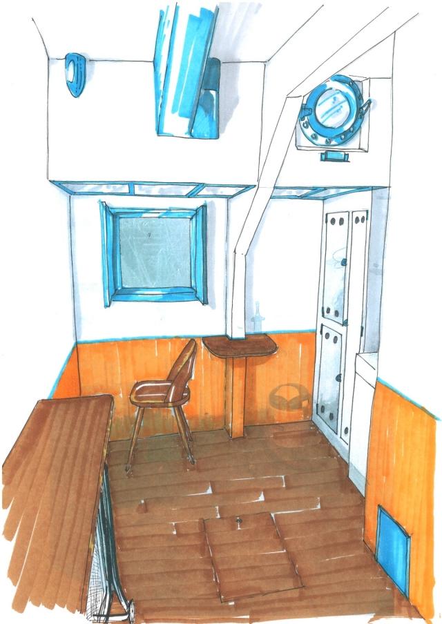 BORA cabin sketch 2
