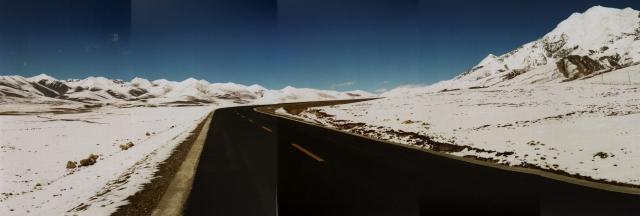panorama silnice