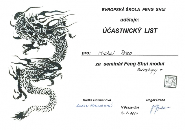 Feng Shui Modul 3 Horoscopes plus