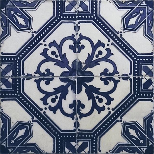 Lisabon Azulejo 03