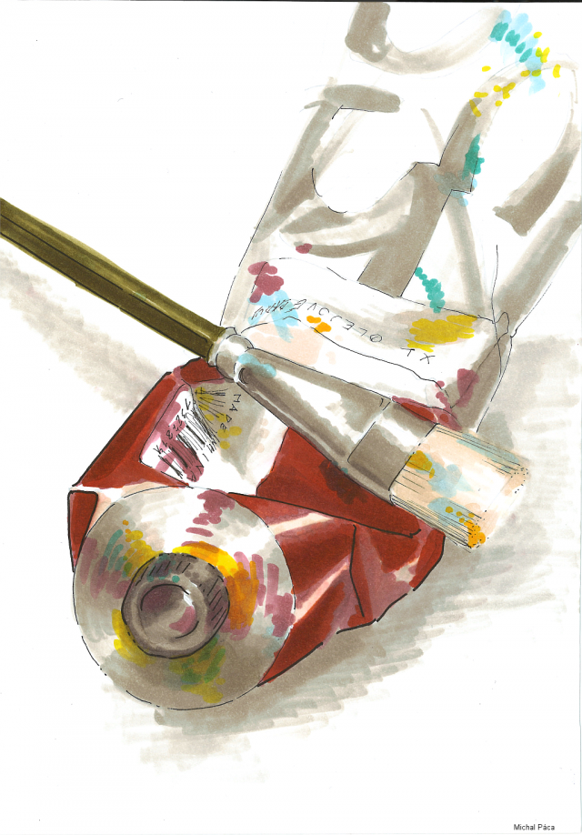 4_Tube of paint 2